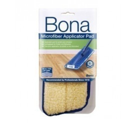Pad d'application microfibre beige