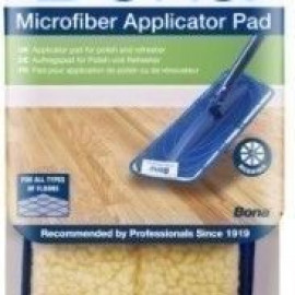 Pad d'application microfibre beige