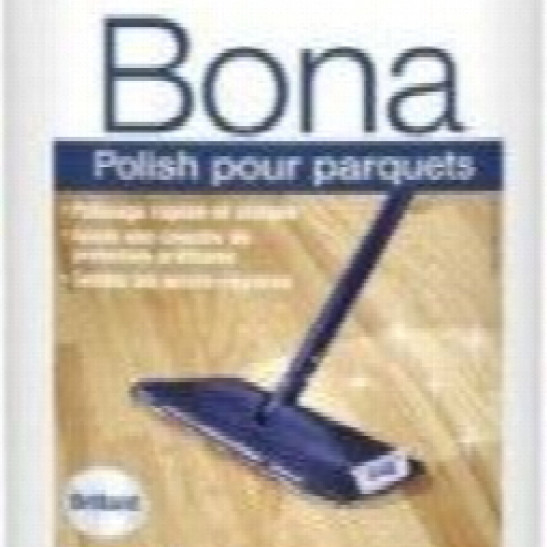 Bona polish brillant 1 Litre