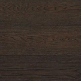 Parquet chêne contrecollé Cran Montana XXL - Chocolat