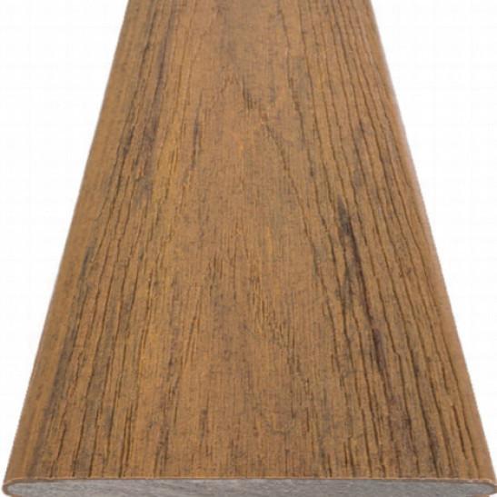 Lame de terrasse chêne cerusé grain fin