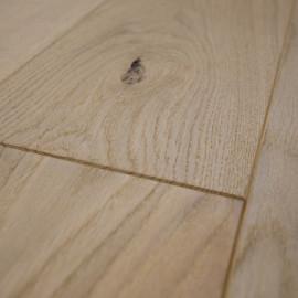 10 m² - Parquet en chêne Rustique - Brut