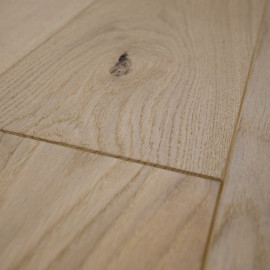 19 m² - Parquet en chêne Rustique - Brut