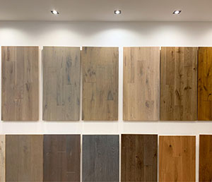 showroom parquet romainville